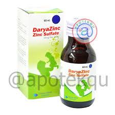 Obat Zinc daryazinc drop 15 ml apotekqu apotekqu