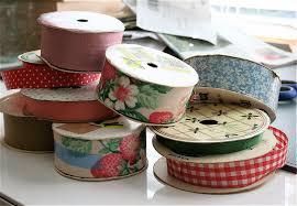 ribbon spools mod ribbon spool display cubbies paper and stitch