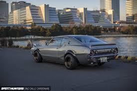 nissan 2000 gtx nissan kgc110 skyline 2000 gtx tuning datsun muscle supercar