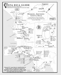 Colorado National Parks Map by Manuel Antonio National Park Costa Rica