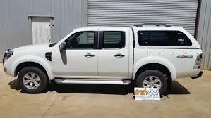 Ford Ranger Truck Canopy - ford ranger pj pk eko dual cab canopy