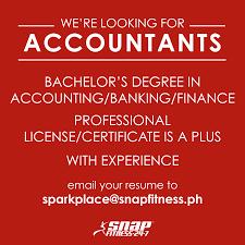 Sending A Resume With No Job Posting Accountant Job Hiring Pinoyjobs Ph