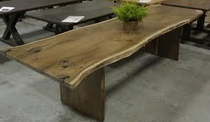 live edge table top walnut live edge table on slab legs lorimer workshop
