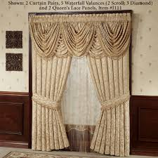 curtains and valances ideas designs rodanluo jcpenney living room