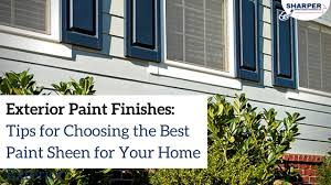what is the best paint finish to use on kitchen cabinets exterior paint finishes how to choose the best paint sheen