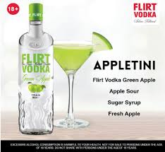 appletini flirt vodka kenya on twitter