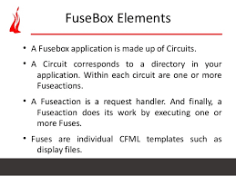 setup coldfusion application using fusebox mvc architecture