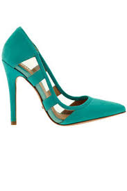 statement heels for spring 2013 metallic bright and printed pumps