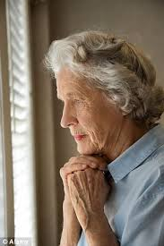 lonely senior women a million are suffering in silence because of the stigma