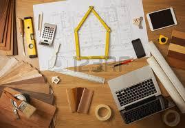 bureau d architecture d int ieur homme d affaires et ingénieur en construction travaillant ensemble