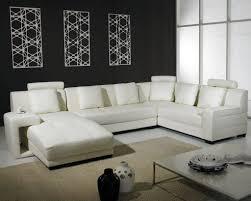 sofa leather living room decor leather sofa chair modern living