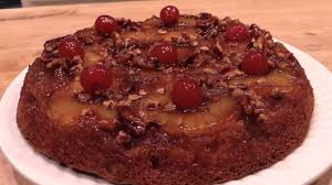 homemade pineapple upside down cake recipe sweets yummmmmmmmm