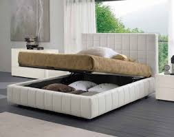 modern bed with storage my decorative
