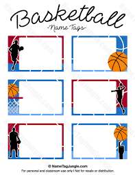 free basketball backboard and hoop template large shapes and