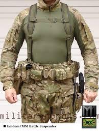 Comfortable Suspenders Emdom Mm Battle Suspenders