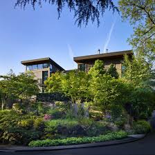 seattle native plants a look at dale and leslie chihuly u0027s minimalist garden the