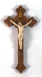 catholic wall crucifix 10 multi color this is a holy spirit wall crucifix from the