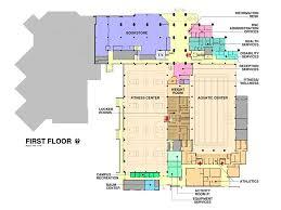 dsc floor plan reservations donaghey student center