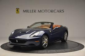 Ferrari California 2010 - 2010 ferrari california stock 4255a for sale near greenwich ct