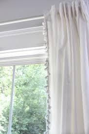 Tassel Curtain New Living Room Curtains Thewhitebuffalostylingco Com