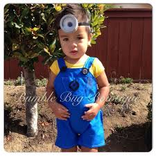 Minion Halloween Costume Baby Minion 32 Costumes Images Halloween Ideas Happy