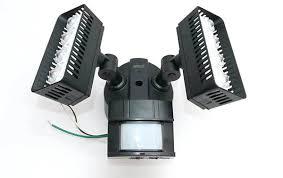 landscape lighting motion sensor searchlight outdoor light modern