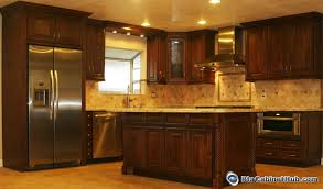 Maple Cabinets With Mocha Glaze Chocolate Maple Glaze Rta Cabinet Hub Java Maple Glaze