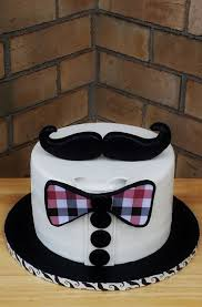 mustache birthday cake mustache bow tie cake cake by enza sweet e cakesdecor
