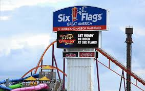 Cubs Lose Flag Great America Cedar Point Parks Bet On The Cubs Indians World