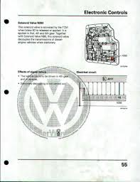 How Much Does It Cost To Replace A Solenoid On Transmission Vwvortex Com 09a Tiptronic Solenoid Location U0026 Function