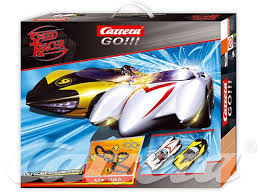 speed racer slot car wired