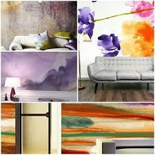 kreative wandgestaltung mit farbe kreative wandgestaltung mit wasserfarben für ein kunstvolles
