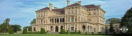 one story mansions the breakers newport mansions