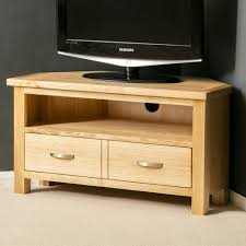 Led Tv Corner Table Cherry Wood Tv Stand Uk Gallery Of With Oak Corner Stands Gola