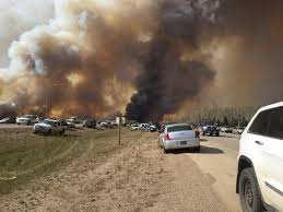 Wildfire Canada Today by Organized Confusion U0027 On The Only Road Out Of Fort Mcmurray Metro