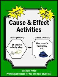 the 25 best cause and effect examples ideas on pinterest cause