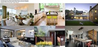 contemporary elements that every home needs simple clean finish