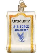 spectacular deal on air force usaf missile christmas tree ornaments