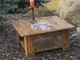 furniture farmhouse coffee tables reclaimed wood living room