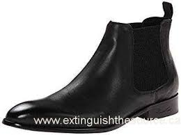 s boot newest canada kenneth cole york s wheel s up leather chelsea boot sale
