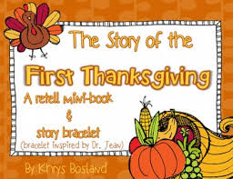 thanksgiving story books the story of the thanksgiving story bracelet and poem
