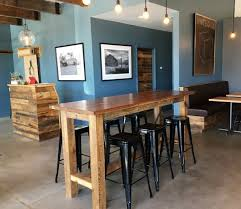 High Top Bar Stools High Top Table With Bar Stools Tags Awesome High Top Kitchen