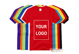 custom t shirts biziv promotional products