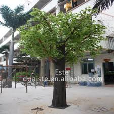 Tree For Home Decoration Artificial Ginkgo Tree Artificial Ginkgo Tree Suppliers And
