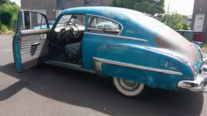 1949 oldsmobile fastback youtube