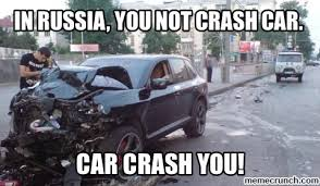 Car Wreck Meme - car crash