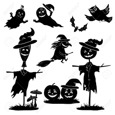 vector halloween halloween cartoon royalty free cliparts vectors and stock