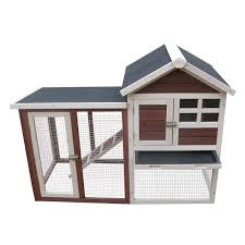 Sale Rabbit Hutches Advantek Stilt House Rabbit Hutch Hayneedle