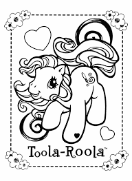 my little pony color book my little pony coloring page mlp toola roola coloring pages