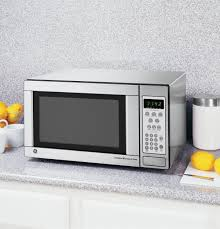 table top microwave oven ge 1 1 cu ft capacity countertop microwave oven jes1142sj ge